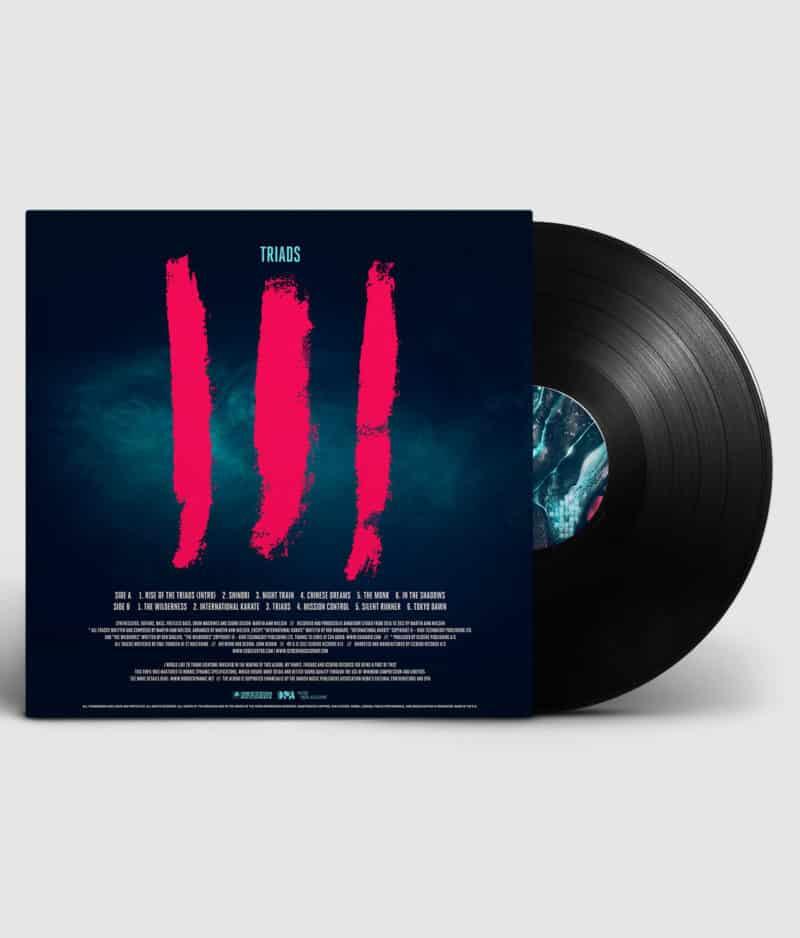 code elektro-triads-vinyl-back