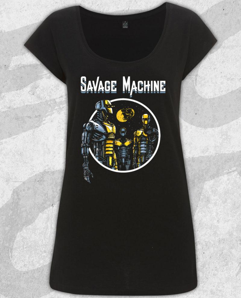 Savage Machine - Robots T-shirt (Girls)