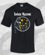 Savage Machine - Robots T-shirt (Guys)