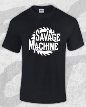 savage-machine-saw-tshirt-merch-city