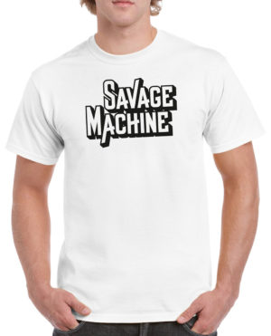 Savage Machine - Black logo (Guys)