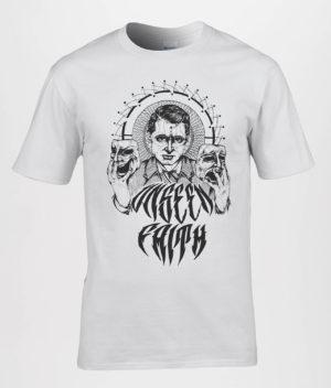 Unseen Faith - Mask t-shirt