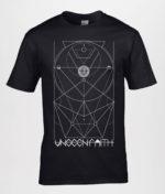 Unseen Faith - Geometric t-shirt