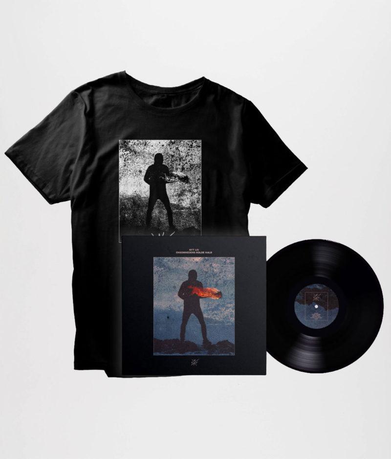 NYT LIV: Ensomhedens Kolde Kald + T-shirt Bundle
