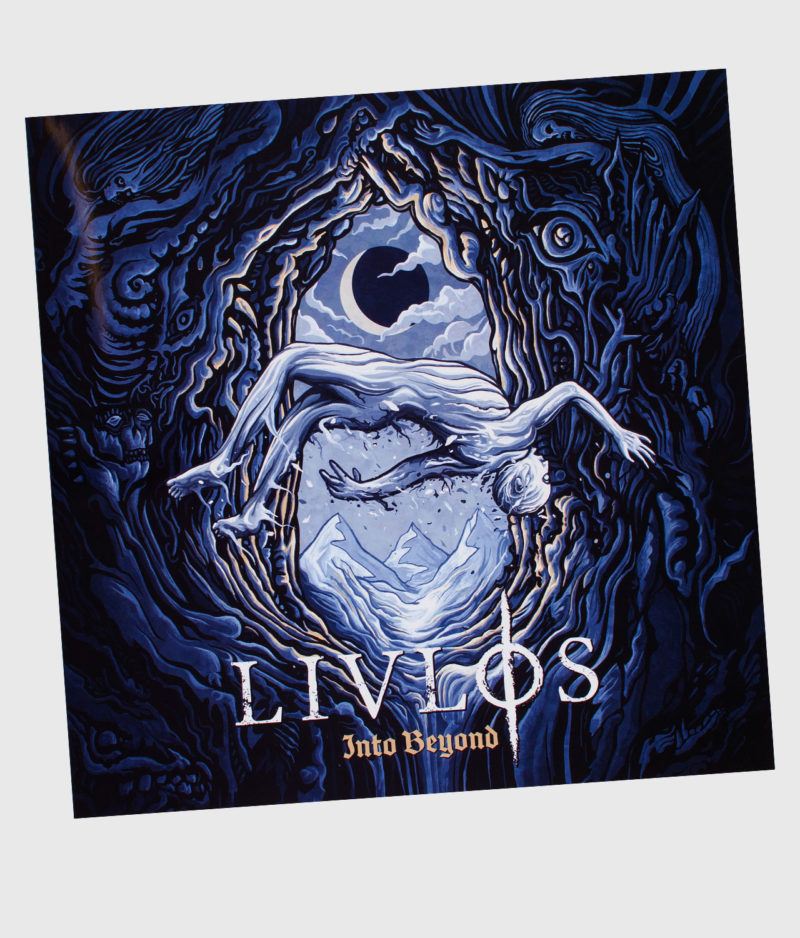 livløs-into-beyond-limited-edition-vinyl-front
