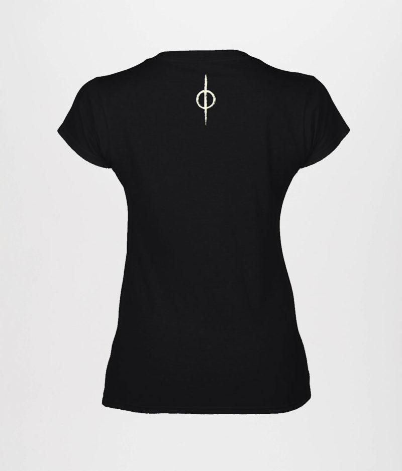LIVLØS: Sort Rot & Ruin T-shirt (Ladies)
