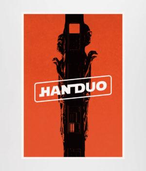 Han Duo - Han Duo Plakat