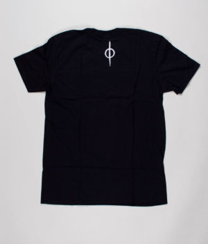 livløs-black-t-shirt-with-white-logo-back