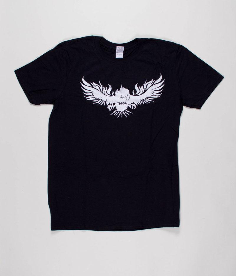 the-boy-that-got-away-eagle-logo-shirt-black