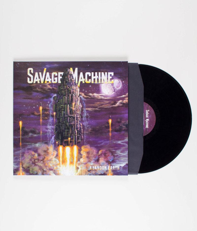 savage-machine-abandon-earth-vinyl-open-2