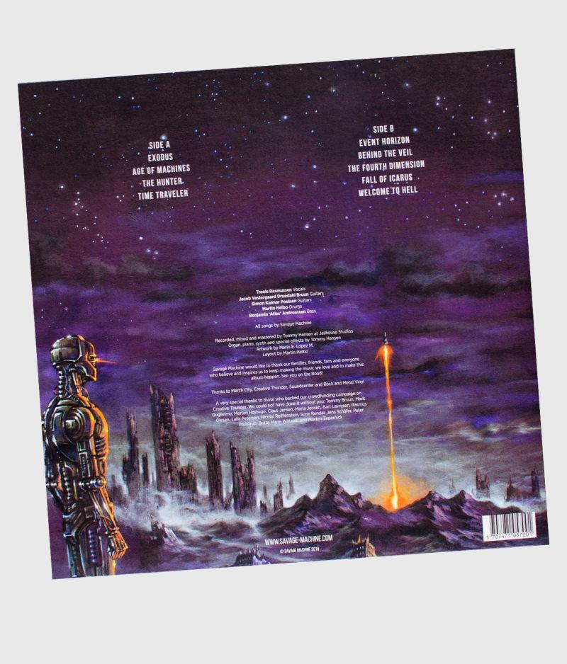 savage-machine-abandon-earth-vinyl-back