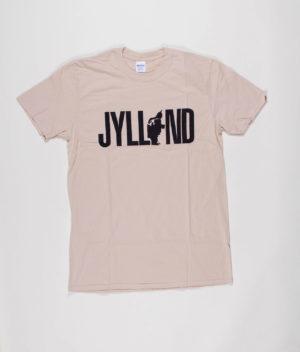 no-black-shirts-sandfarvet-t-shirt-med-jylland-logo