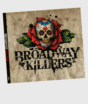 Broadway Killers - The Yellow EP (CD)
