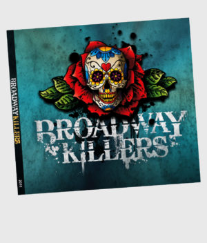 Broadway Killers - The Blue EP (CD)