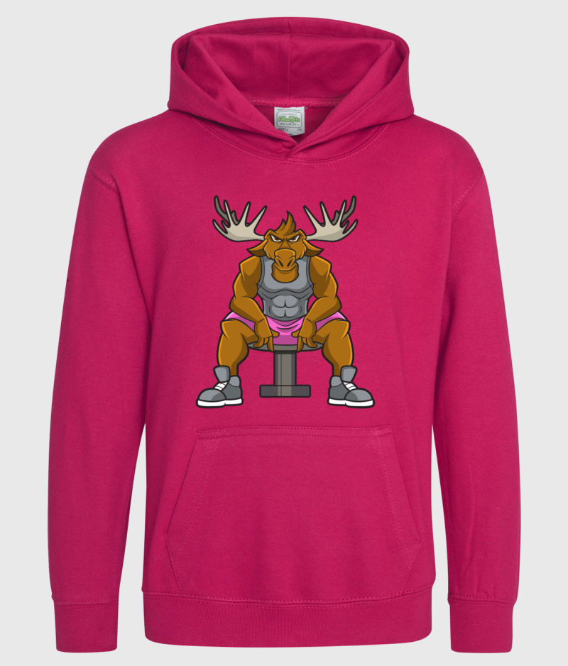 dme-hot-pink-kid-hoodie