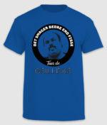 tour de grillbar-tshirt-smager bedre end-royal blue-front
