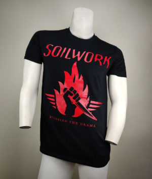 soilwork-tshirt stabbing-the-drama black