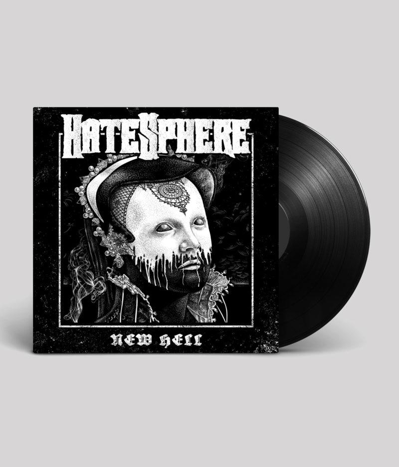 HateSphere - New Hell (Vinyl)