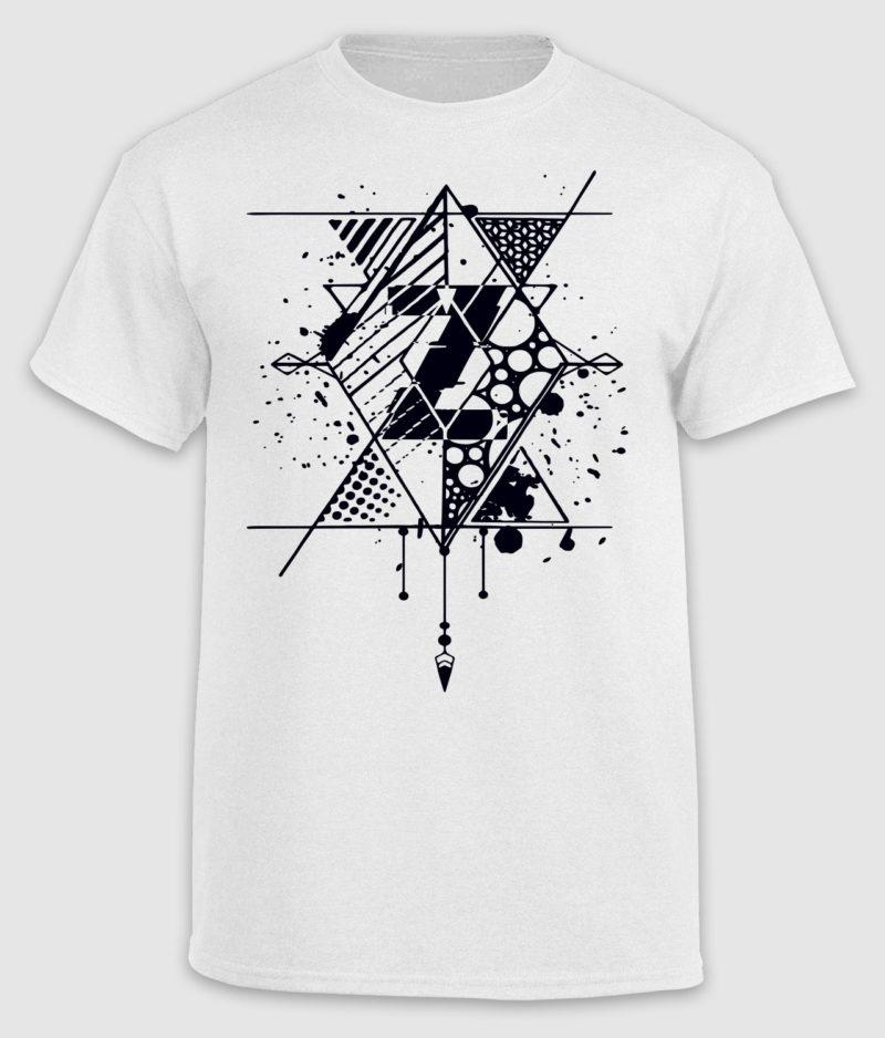 zagimc-tshirt z white