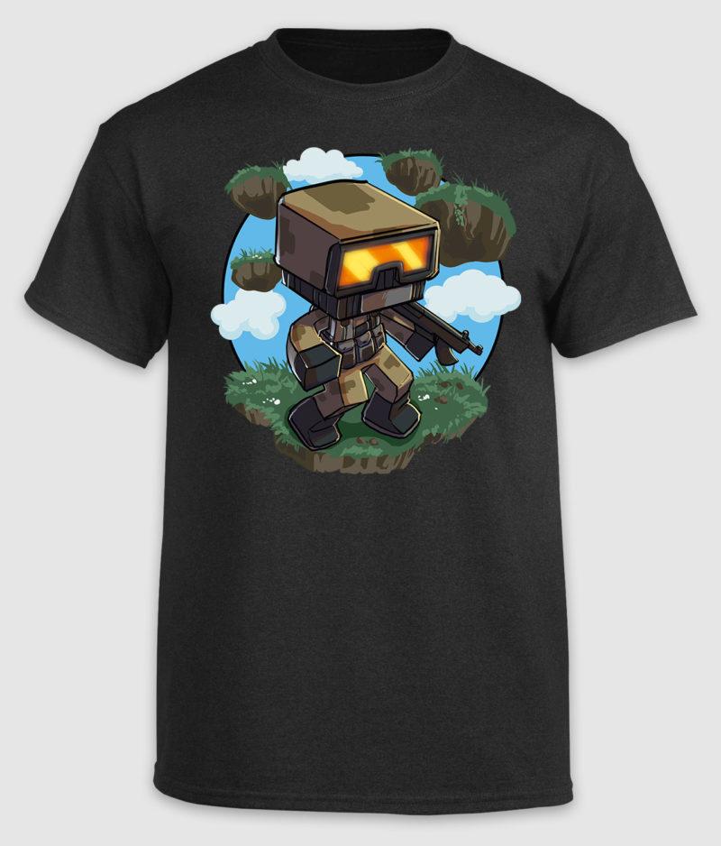 Zagi - Avatar T-shirt - Black