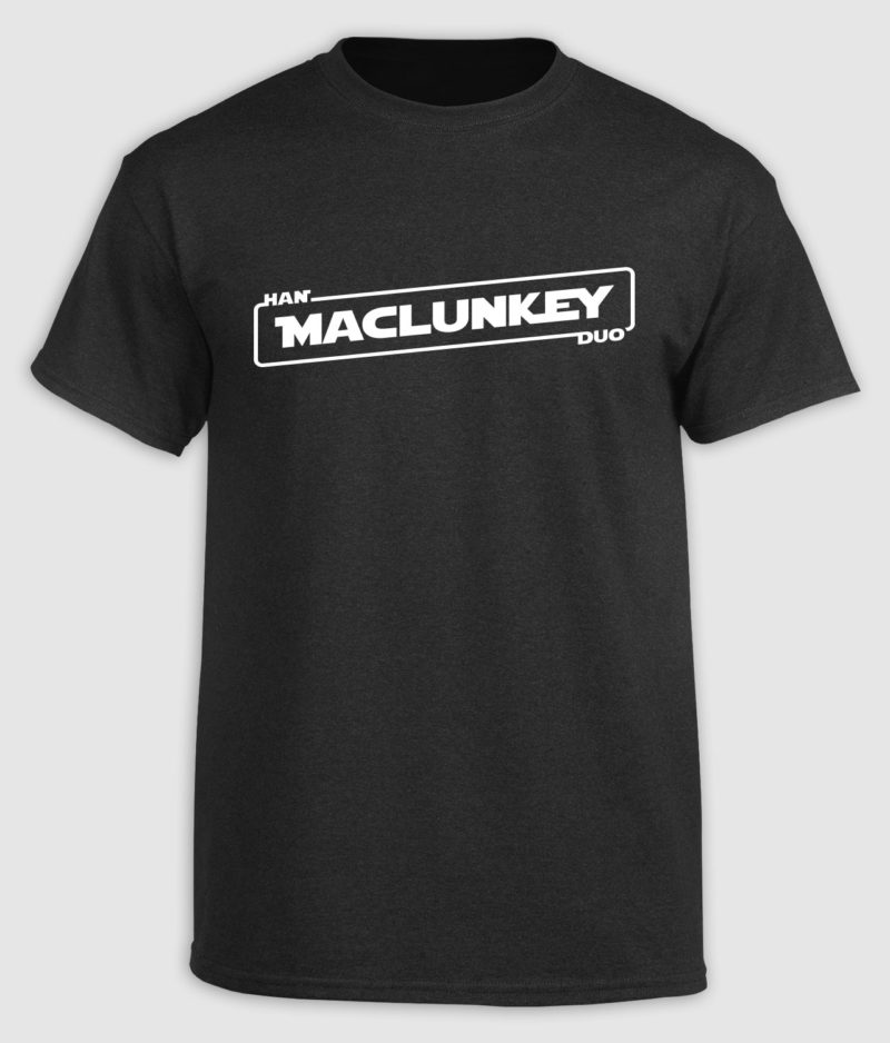 Han Duo - Maclunkey T-shirt