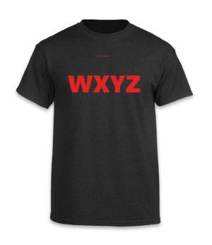 Henrik Carlsen - WXYZ T-shirt