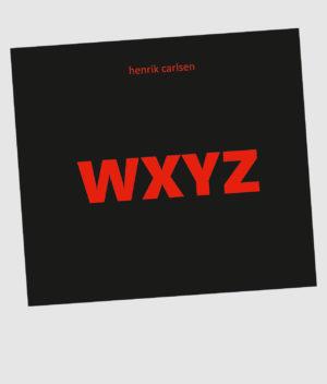 Henrik Carlsen - WXYZ (CD)