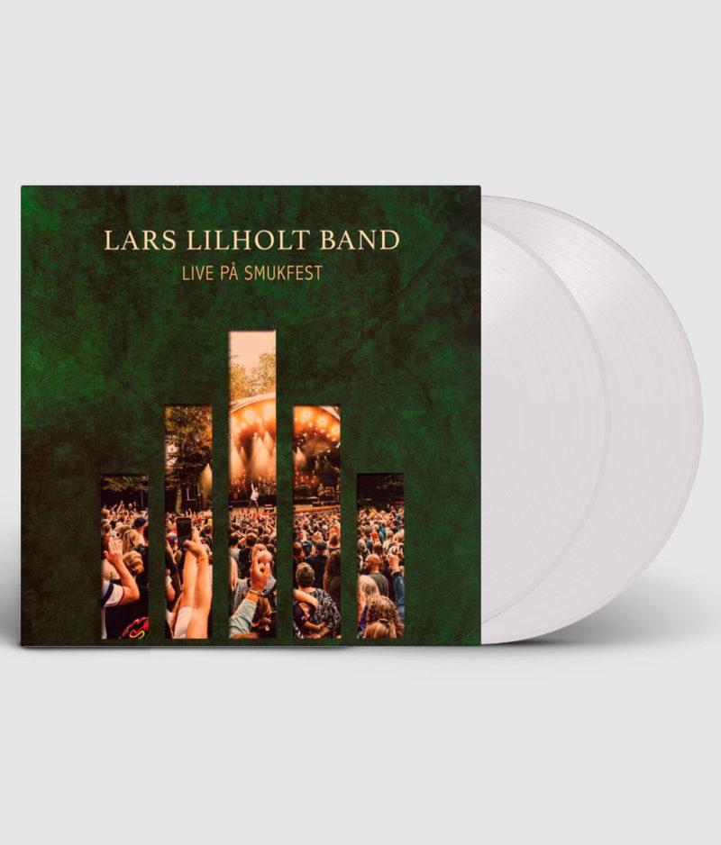 Lars Lilholt Band - Live Fra Smukfest (hvid LP)
