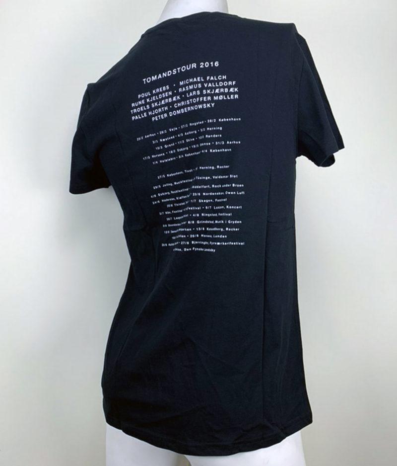 Krebs & Falch - Tomandshånd T-shirt