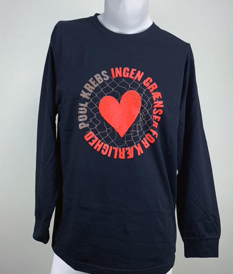 Poul Krebs- Ingen Grænser for Kærlighed Long Sleeve