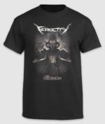 ferocity-tshirt-the hegemon-black-front
