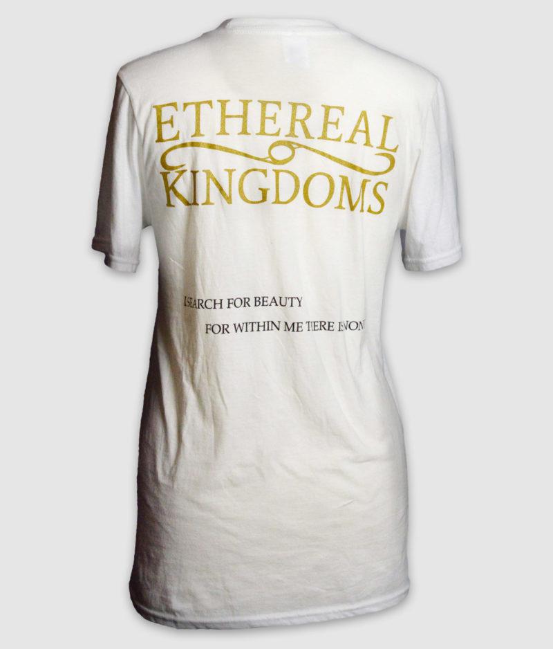 ethereal kingdoms-ashes-within-white-back-t-shirt