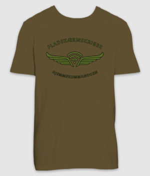fladskærmskriger-tshirt-british khaki-350mm-mockup