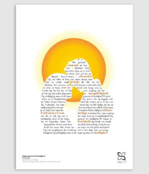 Poul Krebs - Ingen Grænser for Kærlighed Plakat
