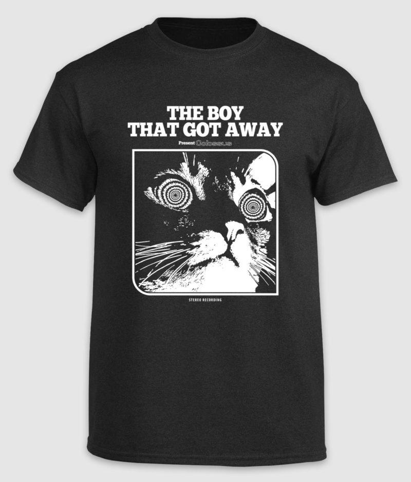 The Boy That Got Away - Colossus T-shirt