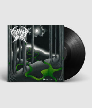 wayward dawn-vinyl-haven of lies-front