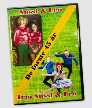 sussi leo-dvd-de første 45 år-front