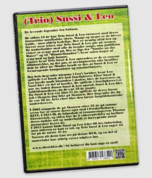 sussi leo-dvd-de første 45 år-back