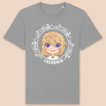 trendniq-tshirt-opal-white logo-front-2