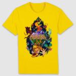 odysia-tshirt-golden-yellow