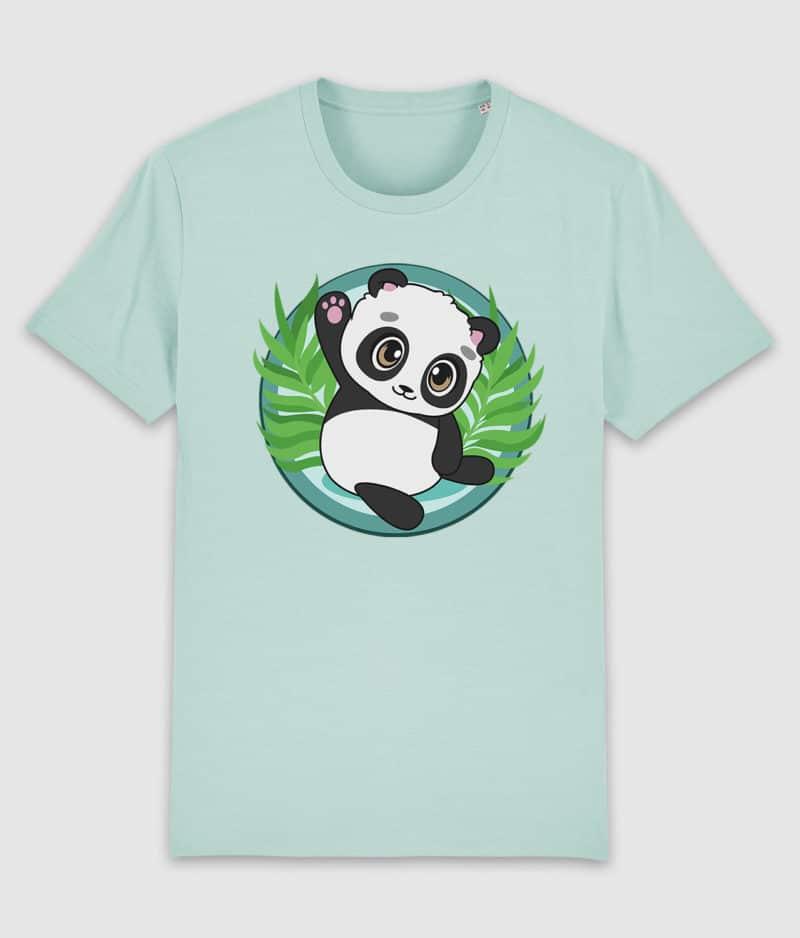 beduna-tshirt-caribbean blue-mockup