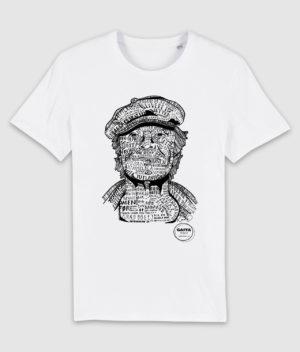 gaffa-tshirt-heroes-kim-white-mockup