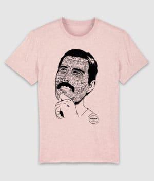 gaffa-tshirt-heroes-freddie-cream heather pink-mockup