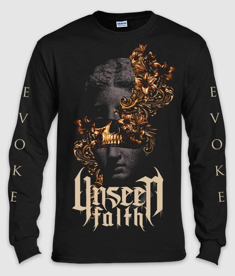 unseen faith-longsleeve-evoke-black-front