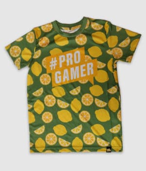 comkean-progamer-lemon-tshirt-front