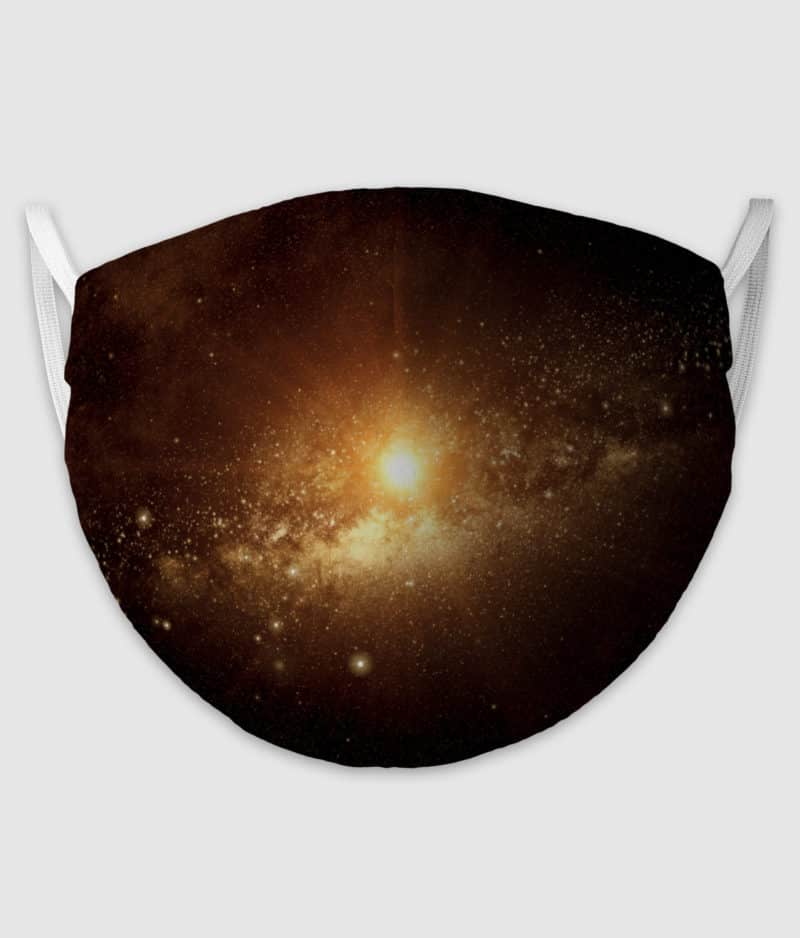 no black shirts-mundbind-star in space