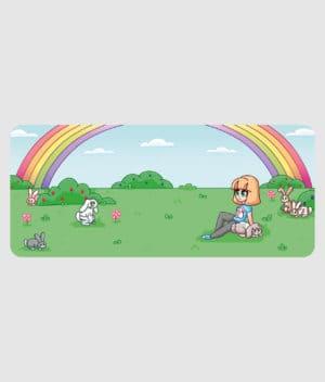 kaytrayne-mousepad-rainbow field-90x39-1