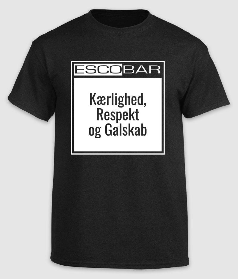 escobar-tshirt-citat-black-respekt-front