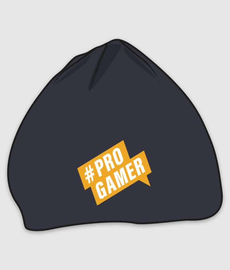 comkean-progamer-jersey beanie-navy-front
