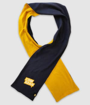 comkean-progamer-scarf-navy yellow-3